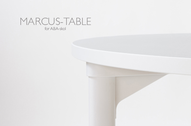 Marcus table for ABA-Skol