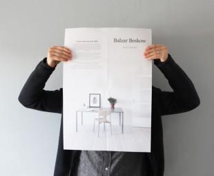 Balzar Beskow Poster